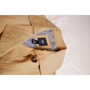 GAP Belted Trench Coat